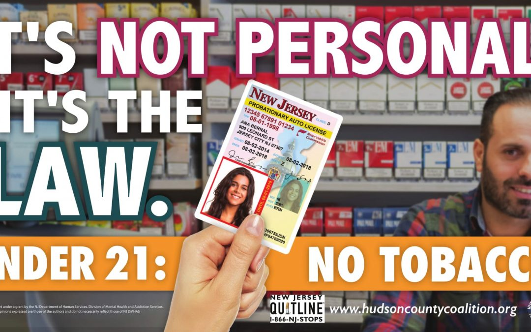 It's not personal, it's the law.