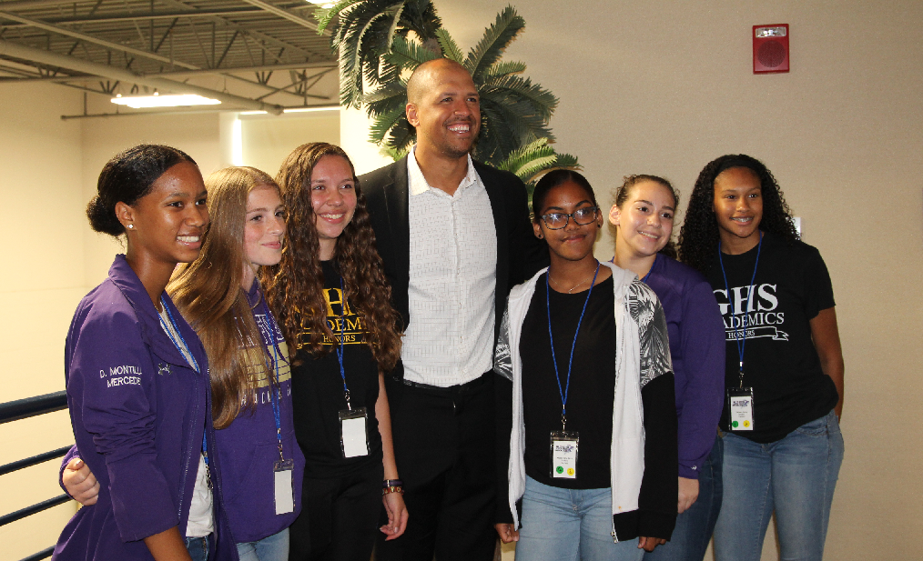 Miles Austin Student Athlete Conference