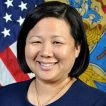 Colonel Dr. Lisa J. Hou, D.O., Interim Adjutant General and Commissioner of the New Jersey Department of Military and Veterans Affairs